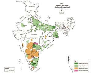 अधिक उत्पादकता वाले फसल क्षेत्रों की पहचान के लिए नई पद्धति