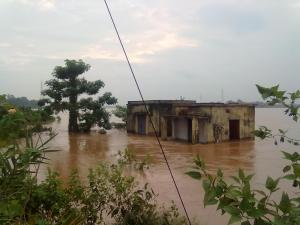 Tropical storm Daye: Several districts in Odisha flooded; loss yet to be ascertained