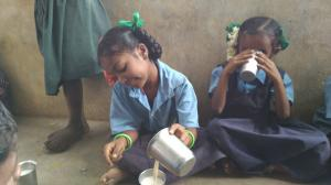 Ambrosial nectar for malnourished children