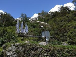 सिक्किम को मिला पहला भूस्खलन निगरानी तंत्र