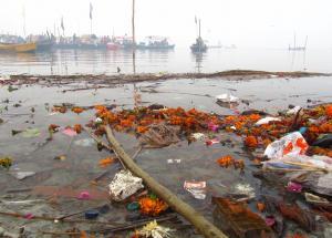 Ganga pollution