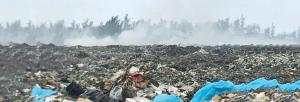 In hope of a plastic waste-free island