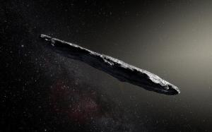 Scientist who called mysterious Oumuamua object alien probe explains why