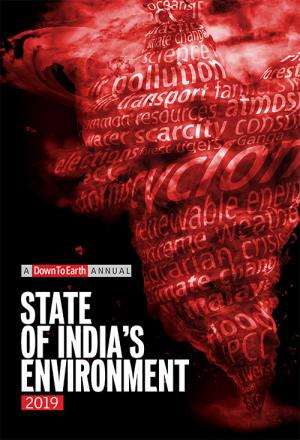 STATE OF INDIA'S ENVIRONMENT 2019