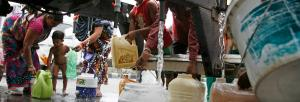 Cities across India have started water rationing