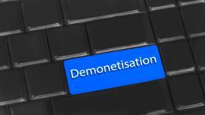 Demonetisation