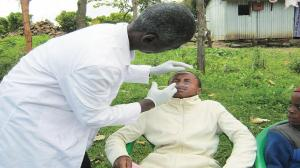 Africa constitutes 40% of those affected by Neglected Tropical Diseases in world