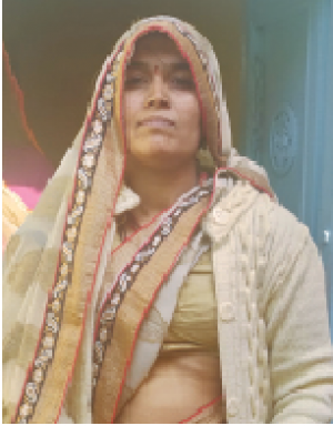 Madhvi Sharma of Vidisha was advised abortion but she is yet to decide. Credit: Banjot Kaur