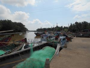 Fishermen return to coast fearing cyclone Phethai in Odisha