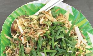 Bamboo shoots: Plants of nutrition and employment