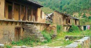 Uttarakhand Ghost Villages