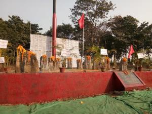 Tribals observe 13th anniversary of Kalinga Nagar firing