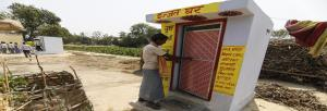 Despite toilets in place, a quarter of rural population stuck to open defecation
