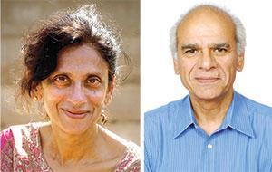 Kalpana Swaminathan & Ishrat Syed