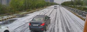 'Warmer future can lead to heavier hailstorms'