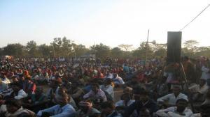 Gujarat land activists allege detention for demonstrating over rights