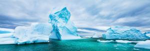 Iceberg twice the area of New York City to break off Antarctica