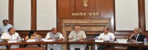 Cabinet approves PM-KISAN, Aadhaar Ordinance, other bills and schemes