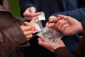 'India is one of the major hubs for illicit drug trade'