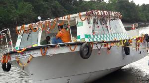 Odisha govt launches boat ambulance for remote villages