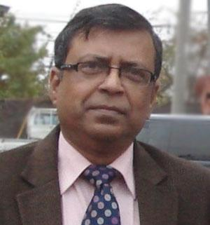 Dipankar Saha is former member of the  Central Ground Water Board