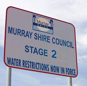 To fight drought between 1997 and 2009, Melbourne imposed restrictions on water use