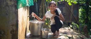 World Water Day: Solving water issues key to achieving ODF status