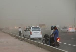 How dust storms are adding to pollution woes of north India