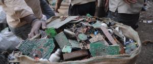 Better manage e-waste, improve working conditions for recyclers: ILO