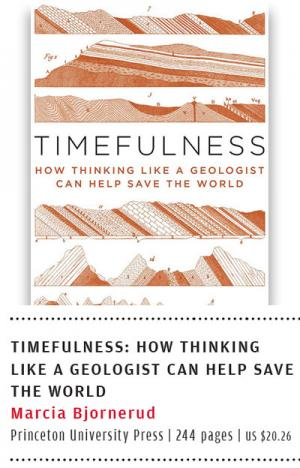 A geological account on how to interpret time