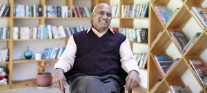 Rakesh Sharma on space exploration and technology