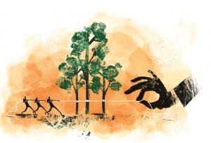 कारपोरेट और नौकरशाहों के लिए वन कानून में बदलाव की तैयारी