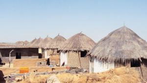 हर तरह की प्राकृतिक आपदा सहने में सक्षम राजस्थान का यह गांव बना मिसाल