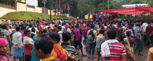 Chhattisgarh mining protests continue on Day 5