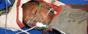 Bihar health minister admits 57 children have died due to AES outbreak