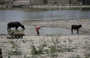 बुंदेलखंड में पानी के संकट को लेकर अब शुरू हुई जलक्रांति