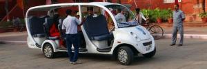 'The Niti Aayog mandate has the potential to make India an e-vehicle hub'