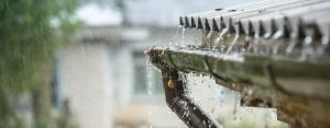 Catch water where it falls: Urban rainwater harvesting