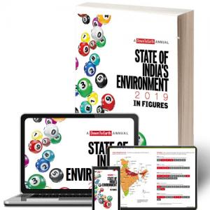 State of India's Environment 2019: In Figures – Print + eBook combo offer