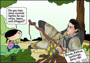 Unnao, Kathua, lynchings, gang rape