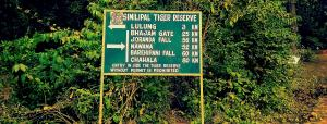 States with declining tiger population have highest diversion of forests for mining