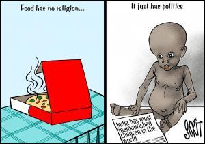 Food vs Politics