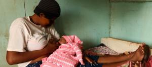 Lessons from Kenya on how to boost breastfeeding rates