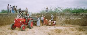 Can MGNREGA data serve as real-time index for rural distress?