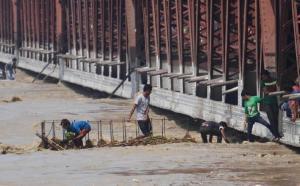 Yamuna breaches danger mark in Delhi