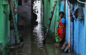 More than 23,000 people living in low-lying areas along the river were evacuated after Yamuna breached the danger mark in Delhi on August 19, 2019. This happened after Haryana released 8.28 lakh cusecs of water from Hathni Kund Barrage in Yamunanagar dist