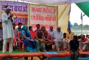 नर्मदा आंदोलन: 9 सितंबर की बैठक पर टिकी हैं उम्मीदें