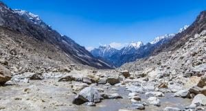 Desertification in India: Where are Himalayan springs?