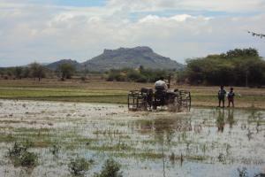 कम हो रही मिट्टी के पानी सोखने की क्षमता, बढ़ सकता है खाद्यान्न संकट
