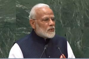 ग्लोबल वार्मिंग में भारत का योगदान बहुत कम: पीएम